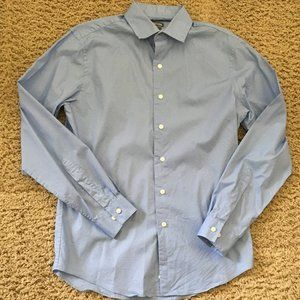 Kenneth Cole Reaction Slim Fit Long Sleeve Shirt